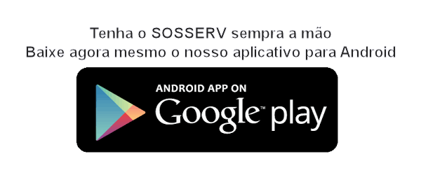 SOSSERV no Google PLay